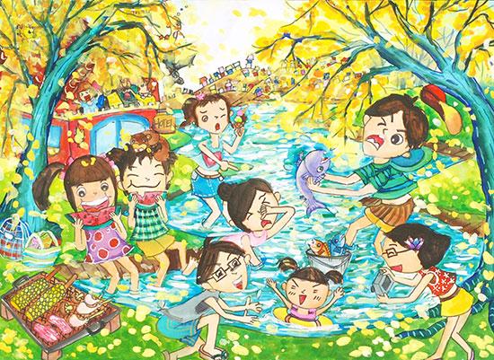 动漫 儿童画 卡通 漫画 头像 550_401